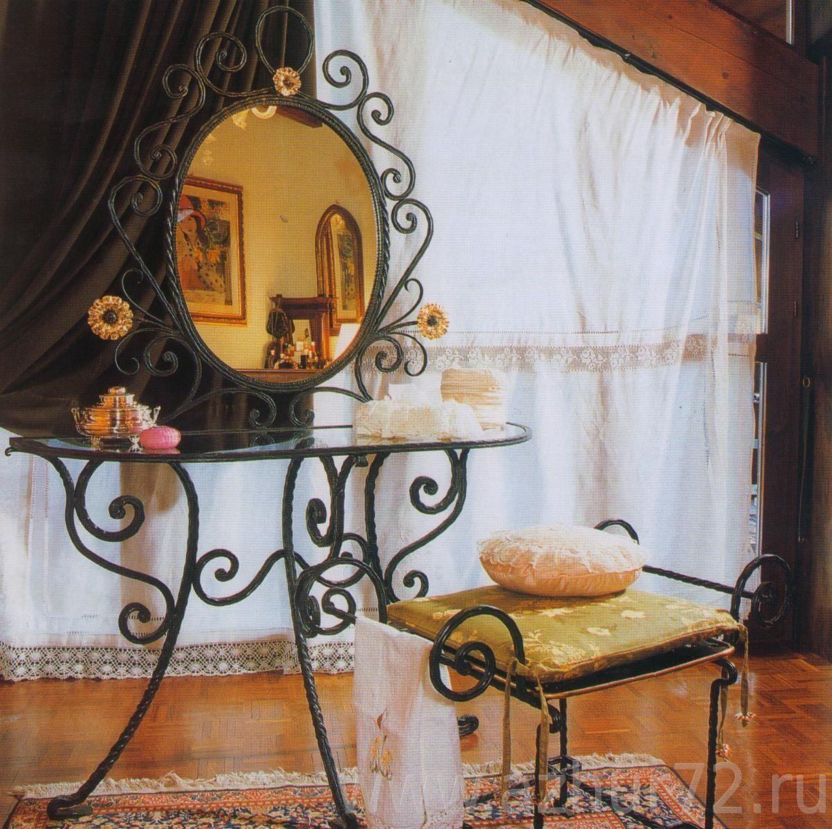 Подставки под цветы кованые для окна 83